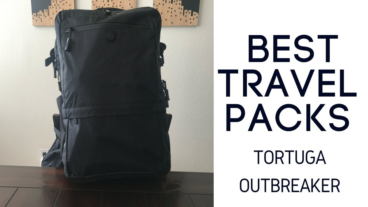 ad3d0cf23e Best Travel Packs  Tortuga Outbreaker Backpack Review - YouTube