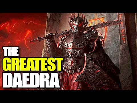 The GREATEST Daedra Of ALL TIME? - Elder Scrolls Lore