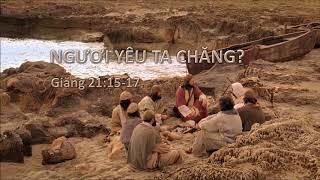 Mục sư Nguyễn Phi Hùng - NGƯƠI YÊU TA CHĂNG