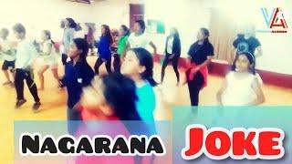 Nagarana Joke _Cartoon Crewz Cover Dance Video /Choreography by:Versatile_Aashish