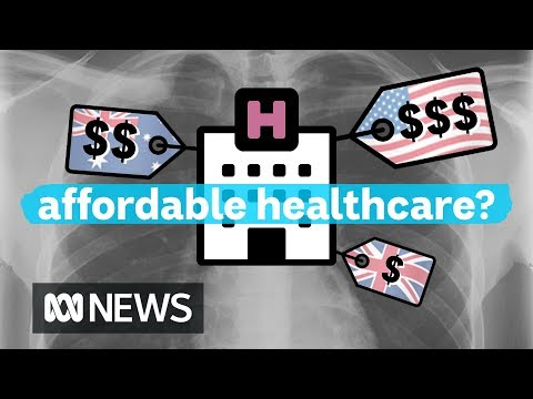 Why healthcare costs can get so expensive  ABC News