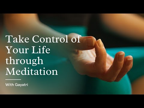 20 Minute Guided Meditation   Take Control of your Life