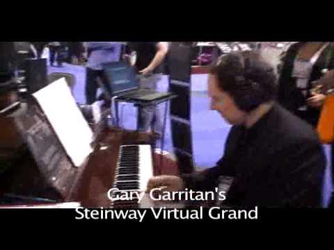 The Mark Isham Video Blog...Live at NAMM 2009 Part 2