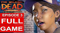 THE WALKING DEAD Season 3 EPISODE 3 Gameplay Walkthrough Part 1 FULL GAME [1080p HD] No Commentary