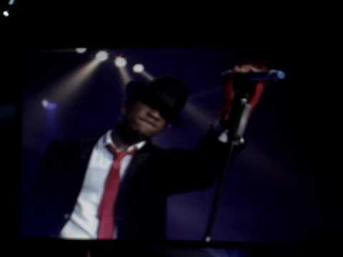 Ne-Yo Stop This World Newcastle 18/07/09