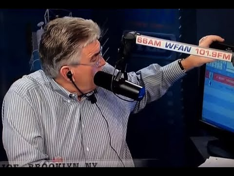 Mike Francesa more calls on Ben McAdoo, Eli Manning, and the Giants WFAN