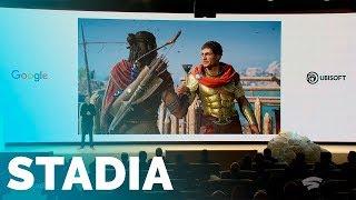 STADIA, así cambiará Google los juegos para SIEMPRE