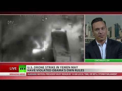 Obama violated his own rules with Yemen drone strike