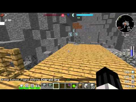 Lets Build DNS Techpack EP 7 Building the Mining Cave!