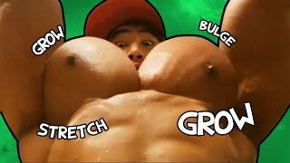 Explosive mega pecs, massive load, frenzy muscle growth, unstoppable calves growth! Watch today!