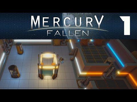Mercury Fallen German Folge 1   Wir arbeiten im Untergrund    Let's Play