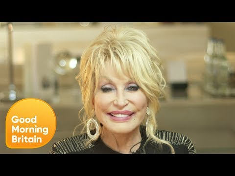 Dolly Parton: My Husband is Not Necessarily One of My Biggest Fans | Good Morning Britain