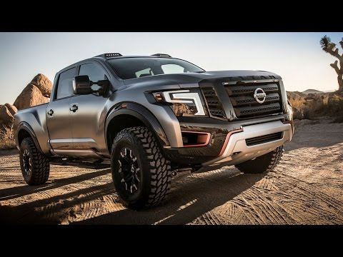 2016 Nissan An Warrior Concept Review Rendered Price Specs Release Date
