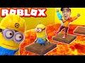 روبلوكس : الهروب من المينيونز المجانين | ROBLOX
