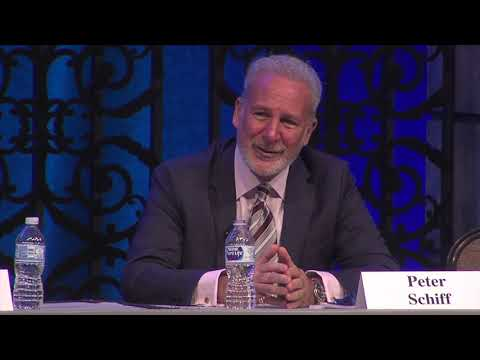 Booms, Busts And Bubbles Panel with Peter Schiff at NOIC Nov. 4th 2018