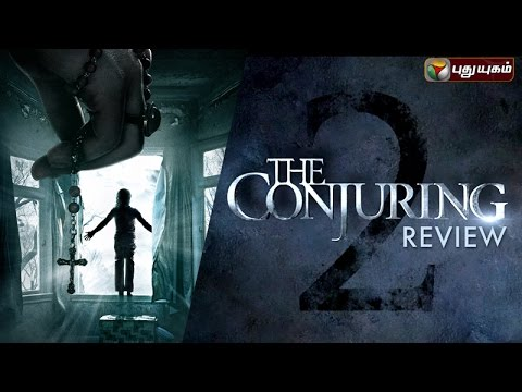 The Conjuring2 Movie Review in Madhan Movie Matinee | 05/06/2016 | Puthuyugam TV