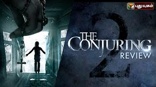 The Conjuring2 Movie Review in Madhan Movie Matinee   05/06/2016   Puthuyugam TV