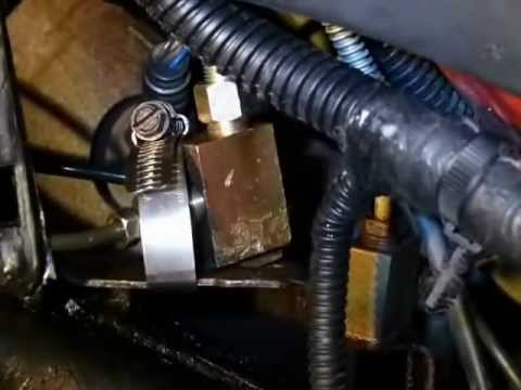 Dodge    Dakota Brake Line Replacement Highlights  YouTube