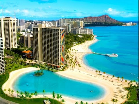 2017 ☀️WAIKIKI BEACH & NORTH SHORE of OAHU HAWAII 🌴
