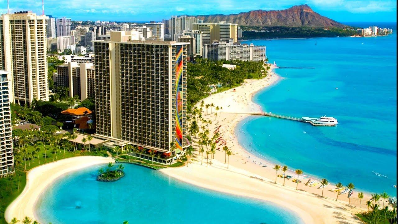 Waikiki Beach North S Of Oahu