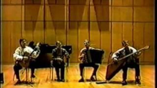 """Svetit Mesiatz ""(Bright Shines the Moon), Russian Folk Song"