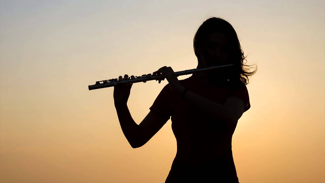 indian flute + tumbura music | background meditation music | yoga
