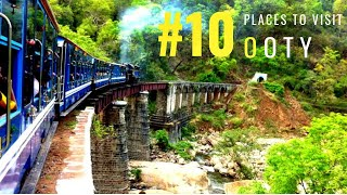 Places to Visit in Ooty | Tourist Places in Ooty | Tourism | #030