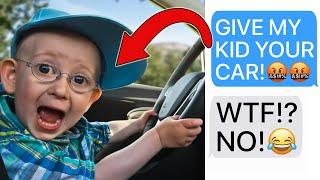 "Download r/EntitledParents   ""MY KID DESERVES YOUR $60,000 CAR!"" (Reddit Stories) Mp3 and Videos"