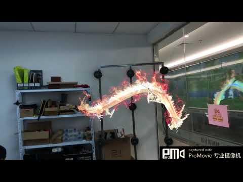 Hot Popular Advertising Equipment Hologram 3D Led Fan Display In Air, 3D Hologram Projection Fan