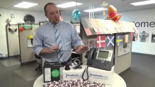 The OfficeRunner® Dan's Favorite Headset