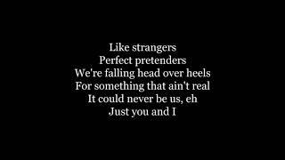Sigrid Strangers Lyrics Video