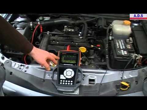 Autoland CA 15 scope meter demo