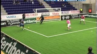 Futebol Indoor: FC Porto Vintage 8-6 Valladolid (2.ª jornada da Liga Fertiberia 2014)