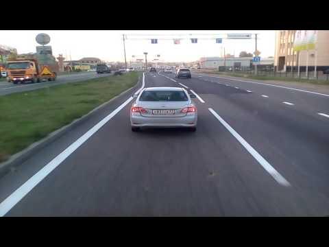 Авто подстава Краснодар 03.10.2016