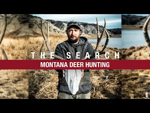 THE SEARCH   Montana General Deer Rifle Season Hunt 2019   Fishcamp Montana