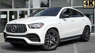 2021 Mercedes Benz AMG GLE Coupe Review German Luxury with Style