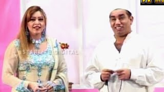 Best of Nasir Chiyoti and Megha Stage Drama Full Funny Comedy Clip