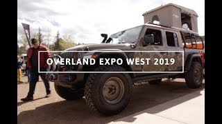 Overland Expo West 2019 - Day 1