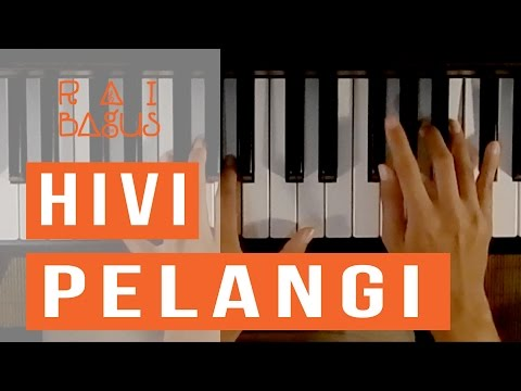 Hivi - Pelangi Piano Cover