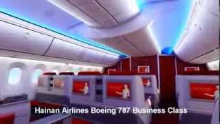 Hainan Airlines: New Hainan Airlines 787 Dreamliner