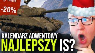 NAJLEPSZY IS? - World of Tanks