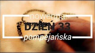 Nowenna pompejańska - dzień 33