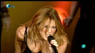 miley cyrus breakout live at rock in rio madrid 2010