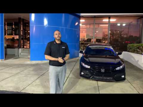 2019 Civic Hatchback for Katlyn from Trent Tate with Tameron Honda in Hoover, AL