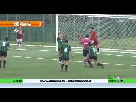 CAMPIONATO ELITE 2013/14 - TauCalcio VS San Miniato Siena (5-0)