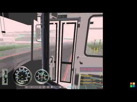 city bus simulator 2010 mod karosa b732 youtube. Black Bedroom Furniture Sets. Home Design Ideas