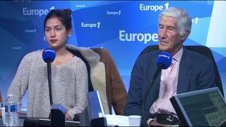 Europe 1 Social Club Fredric Taddei 20/10/2016