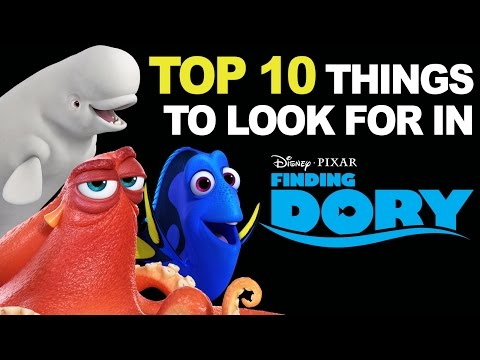 Top 10 Things To Look For In Finding Dory