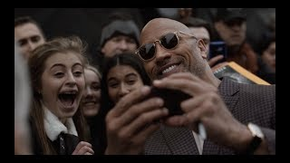 The Rock Looks Back on an Epic 2018: Grind & Gratitude