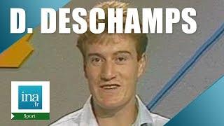 Didier Deschamps, jeune joueur au FC Nantes | Archive INA